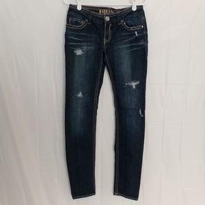 Hydraulic bailey jeans